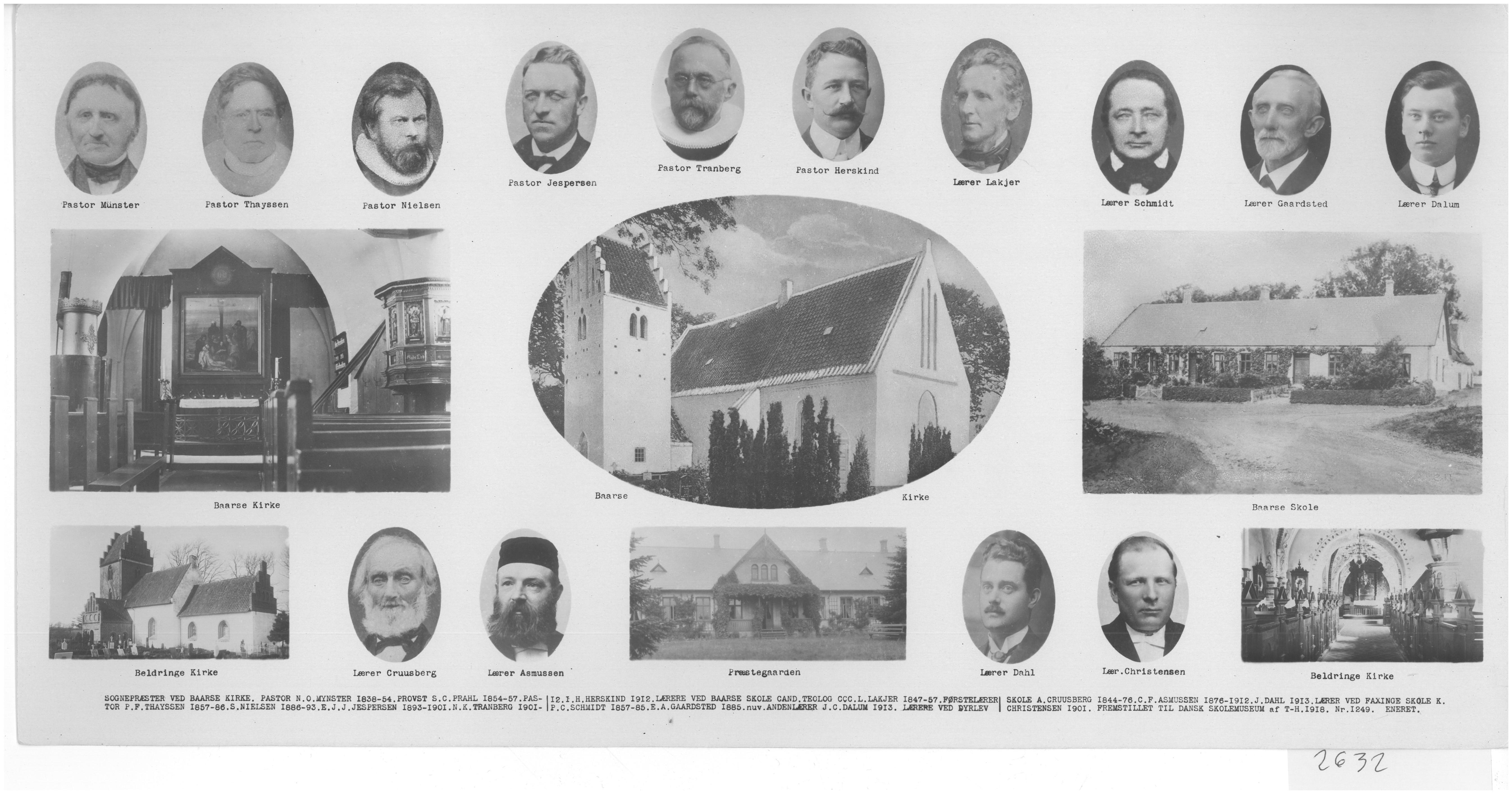 lille grandløse kirke
